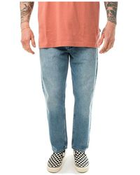 Dr. Denim Dash Jeans 2010110.f89 - Blauw
