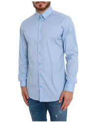Dolce & Gabbana Classic Shirt - Blauw