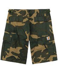 Carhartt WIP Cargo Shorts - Groen