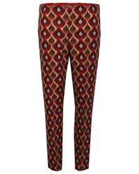 Maliparmi Trousers - Rood