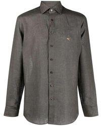 Etro Shirt - Grijs