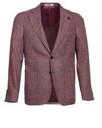 Corneliani Jacket - Rouge