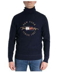Tommy Hilfiger Sweet life sweater - Bleu