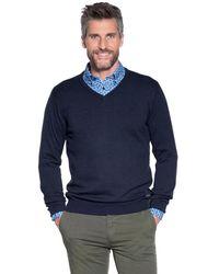 Campbell Sweatshirt - Blauw