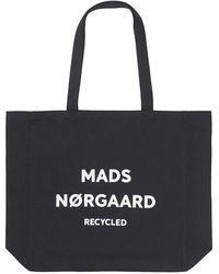 Mads Nørgaard Recycled Boutique Athens Bag - Zwart