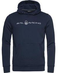 Sail Racing Bowman Hood - Blauw