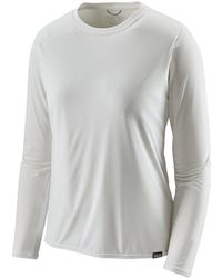 Patagonia - Long Sleeve Capilene Cool Daily Shirt - Lyst