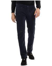 M Missoni Trousers - Blau
