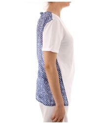 Marella Melissa Short sleeve - Blanc