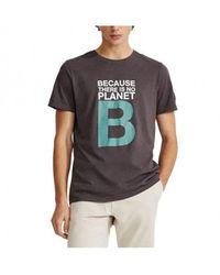 Ecoalf Camiseta Natal Great Marrón