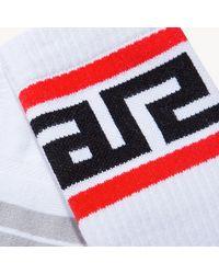 Aries - Socks Blanco - Lyst