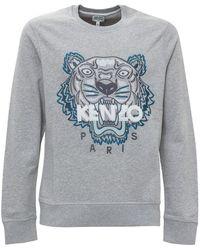 KENZO Tiger Sweatshirt - Grijs