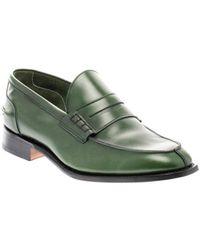 Tricker's Loafers Verde