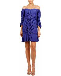 Hanita Dress - Blauw