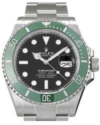Rolex Watch submariner date - Gris