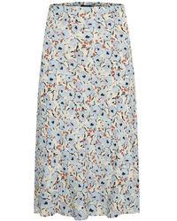 Soaked In Luxury - Skirt - Lyst