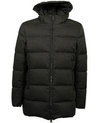 Herno Down Jackets - Zwart