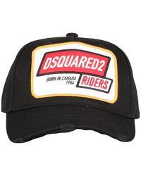 DSquared² Cap - Zwart