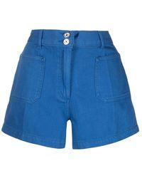 A.P.C. Shorts - Blauw