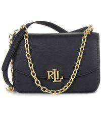 Ralph Lauren 431-746226 Shoulder Bag - Zwart