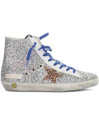 Golden Goose Francy' Sneakers - Grijs