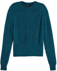 Maison Scotch Pullover 159241 - Blauw