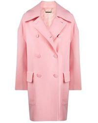 Givenchy Coat - Roze