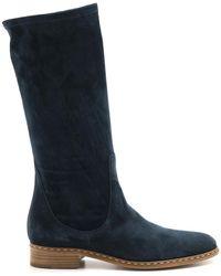 Lorenzo Masiero Boots - Blauw