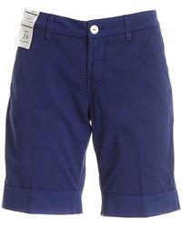 Re-hash Shorts b0160703bw 4455 - Blau