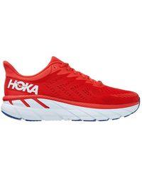 Hoka One One Sneakers - Rood