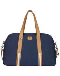 Faguo Weekend Bag48 - Blauw