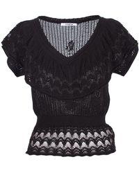 Vivetta Sweater - Zwart