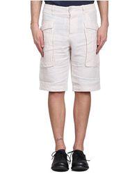 Transit Linen Shorts - Natur