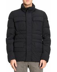 Peuterey Coat - Zwart