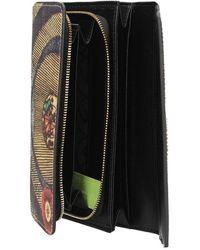 Geox Bigpl6452wpq Wallet Negro