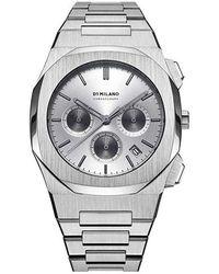 D1 Milano Watch - D1-chbj03 - Grijs