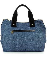 Borbonese Handbag - Blauw
