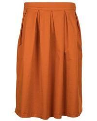 Souvenir Clubbing Skirt - Naranja