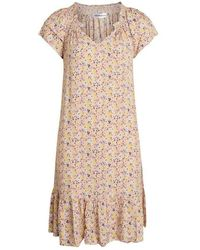 co'couture Sunrise Crop Kandi Kjoler 96595 - Oranje