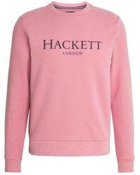Hackett - Sweatshirt - Lyst