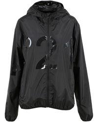 N°21 Coat Negro