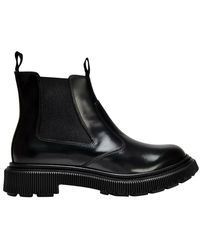 Adieu 156 chelsea boots - Nero