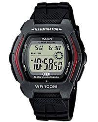 G-Shock Watch UR - Hdd-600-1Av - Noir