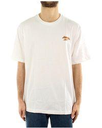 Reebok Short Sleeve Tshirt - Wit