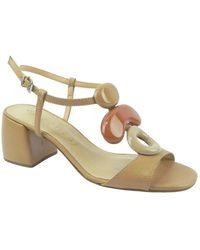 Vicenza Sandals - Naturel
