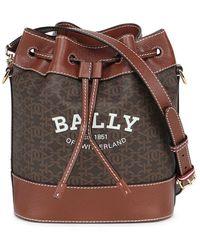 Bally Bag - Marrón