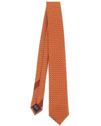 Ermenegildo Zegna TIE - Orange