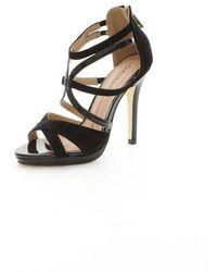 GAUDI V53-64071 Sandals With heel - Nero