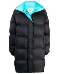 MSGM Coat - Zwart