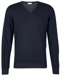 Santa Eulalia - Wool jumper with V neck - Lyst